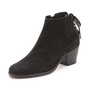Rag & Bone lace-up (back) booties